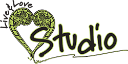 Live and Love Studio Logo